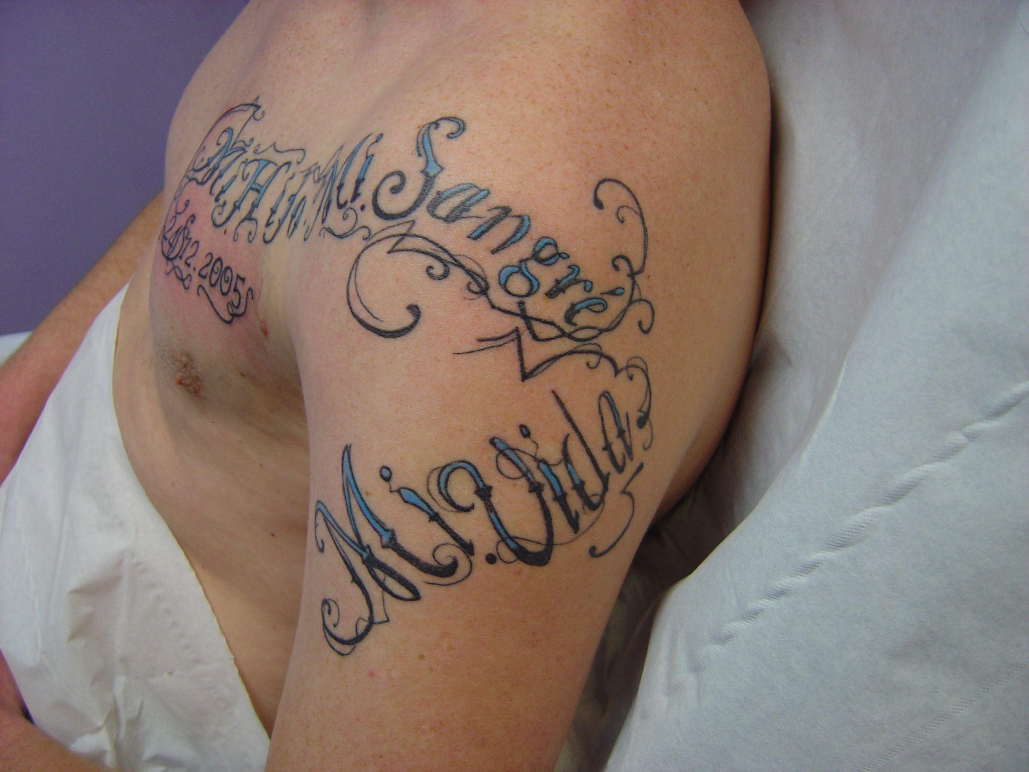 Tatouage ecriture elfique prenom galerie tatouage - Tatouage ecriture arabe ...